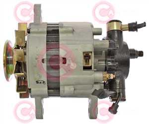 CAL20111 SIDE HITACHI Type 12V 50Amp