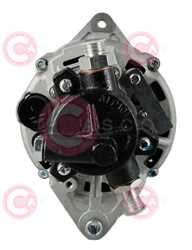 CAL20118 BACK HITACHI Type 12V 70Amp