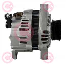 CAL20126 SIDE HITACHI Type 12V 80Amp PR6