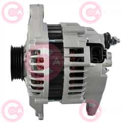 CAL20133 SIDE HITACHI Type 12V 70Amp PR6