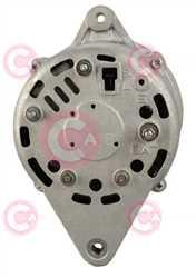 CAL20147 BACK HITACHI Type 12V 50Amp PV1