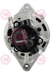 CAL20148 BACK HITACHI Type 12V 60Amp PV1