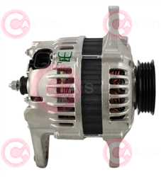 CAL20149 SIDE HITACHI Type 12V 60Amp PR4
