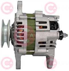 CAL20157 SIDE HITACHI Type 12V 80Amp PV1
