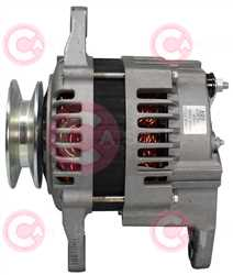 CAL20158 SIDE HITACHI Type 12V 60Amp PV1