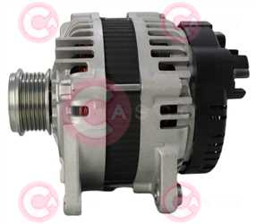 CAL20234 SIDE HITACHI Type 12V 180Amp PFR6