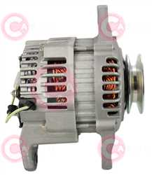 CAL20238 SIDE HITACHI Type 12V 60Amp PV1