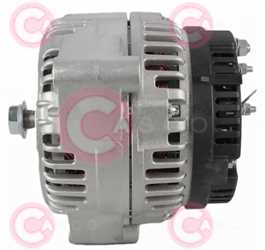 CAL21133 SIDE LETRIKA Type 12V 120Amp