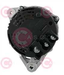 CAL30156 BACK MARELLI Type 12V 65Amp PR5