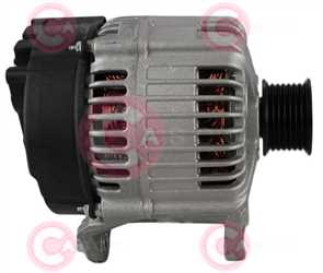 CAL30159 SIDE MARELLI Type 12V 100Amp PR7