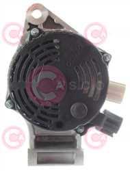 CAL30173 BACK MARELLI Type 12V 105Amp PR6
