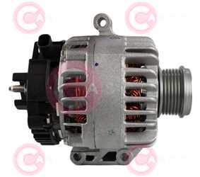 CAL30177 SIDE MARELLI Type 12V 105Amp