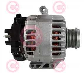 CAL30206 SIDE MARELLI Type 12V 70Amp PFR6