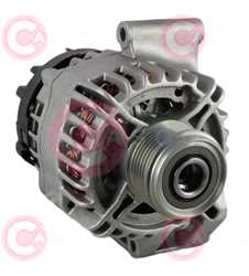 CAL30218 FRONT MARELLI Type 12V 105Amp
