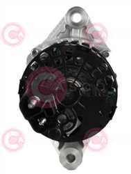 CAL30219 BACK MARELLI Type 12V 120Amp PFR6