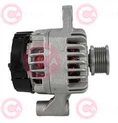 CAL30221 SIDE MARELLI Type 12V 100Amp PFR6