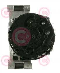 CAL30222 BACK MARELLI Type 12V 75Amp