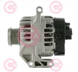 CAL30231 SIDE MARELLI Type 12V 105Amp PFR6