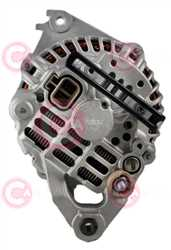 CAL32104 BACK MANDO Type 12V 75Amp PR4
