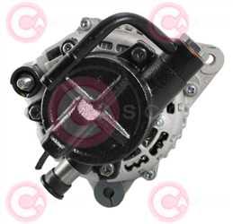 CAL32111 BACK MANDO Type 12V 120Amp PFR6