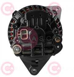 CAL32117 BACK MANDO Type 12V 110Amp PR6