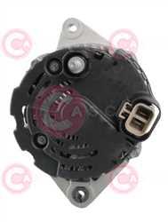 CAL32122 BACK MANDO Type 12V 70Amp PR4