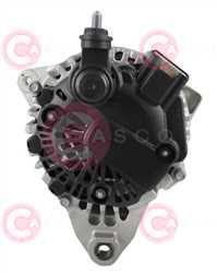CAL32133 BACK MANDO Type 12V 110Amp PR6