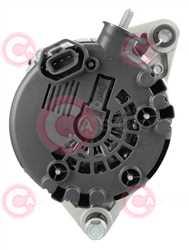 CAL32155 BACK MANDO Type 12V 150Amp PFR6