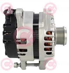 CAL32155 SIDE MANDO Type 12V 150Amp PFR6