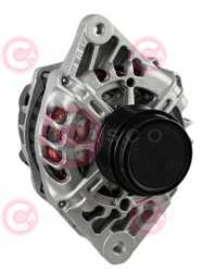 CAL32161 FRONT MANDO Type 12V 90Amp PFR6