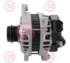 CAL32163 SIDE MANDO Type 12V 90Amp PFR5