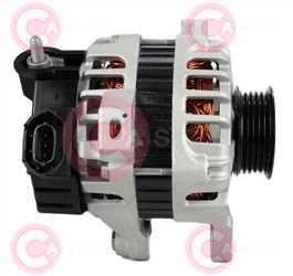 CAL32164 SIDE MANDO Type 12V 70Amp PR5