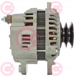 CAL35181 SIDE MITSUBISHI Type 12V 50Amp 2Ribs