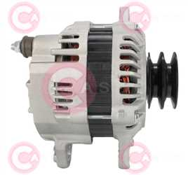 CAL35239 SIDE MITSUBISHI Type 12V 140Amp DP2