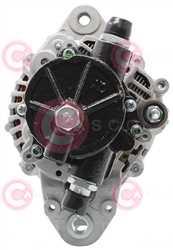 CAL35608 BACK MITSUBISHI Type 24V 35Amp PV1