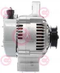 CAL40105 SIDE DENSO Type 12V 60Amp PR3