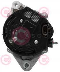 CAL40110 BACK DENSO Type 12V 70Amp PR5