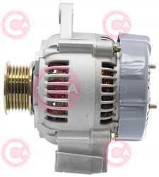 CAL40114 SIDE DENSO Type 12V 80Amp PR6