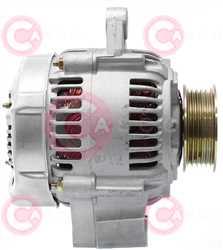 CAL40115 SIDE DENSO Type 12V 70Amp PR5