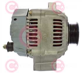 CAL40124 SIDE DENSO Type 12V 90Amp PR5