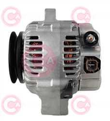 CAL40127 SIDE DENSO Type 12V 120Amp PV1