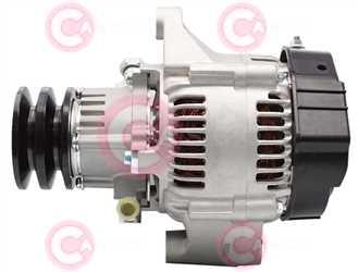 CAL40130 SIDE DENSO Type 12V 70Amp DP2