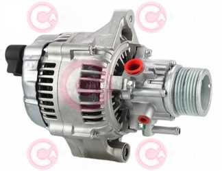 CAL40136 SIDE DENSO Type 12V 100Amp PR8