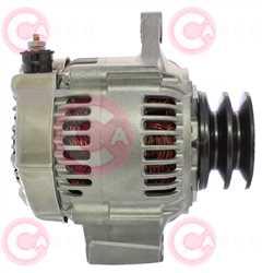 CAL40141 SIDE DENSO Type 12V 90Amp 2Ribs