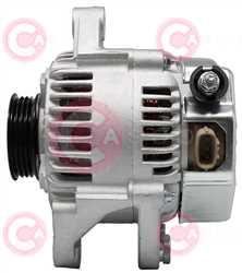 CAL40143 SIDE DENSO Type 12V 90Amp PR4