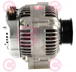 CAL40148 SIDE DENSO Type 12V 100Amp PR6