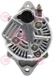 CAL40150 BACK DENSO Type 12V 60Amp PR4