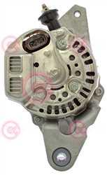 CAL40151 BACK DENSO Type 12V 55Amp