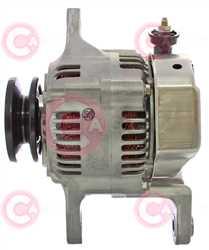 CAL40151 SIDE DENSO Type 12V 55Amp
