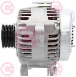 CAL40156 SIDE DENSO Type 12V 100Amp PR7